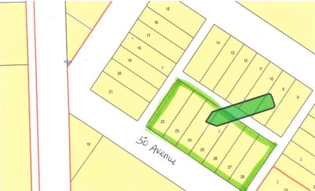 Lots 22-28 50th Avenue, Opal, AB T0A 2R0 (#E4141204) :: Initia Real Estate