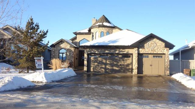 60 Kingsmoor Close, St. Albert, AB T8N 0S4 (#E4142306) :: The Foundry Real Estate Company