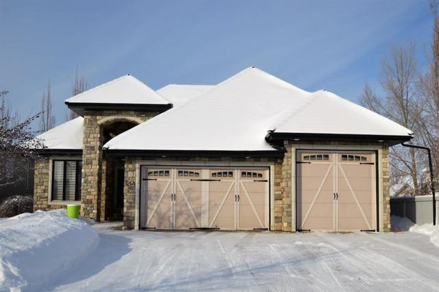 268 Kingswood Boulevard, St. Albert, AB T8N 1B9 (#E4142651) :: The Foundry Real Estate Company