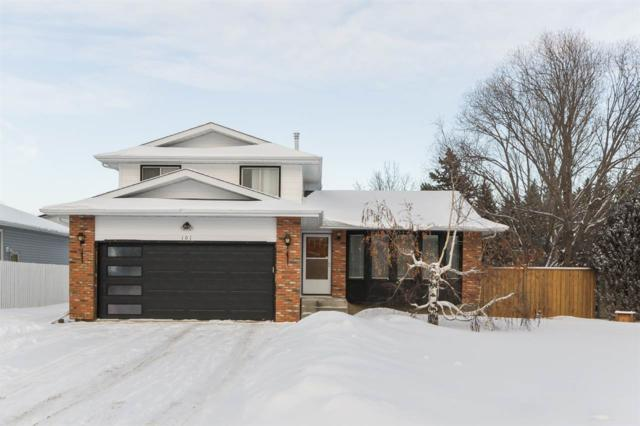 101 Hillside Place, Millet, AB T0C 1Z0 (#E4142659) :: The Foundry Real Estate Company
