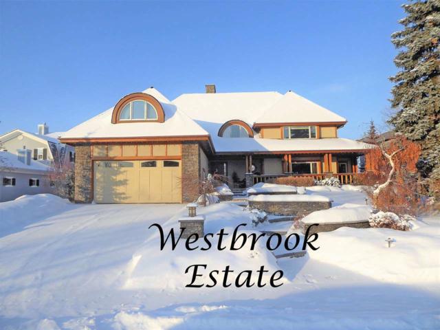 35 Westbrook Drive, Edmonton, AB T6J 2C8 (#E4143137) :: The Foundry Real Estate Company