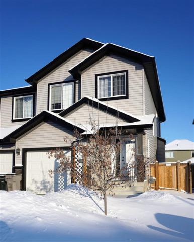 49 South Creek Wynd, Stony Plain, AB T7Z 0E1 (#E4143563) :: The Foundry Real Estate Company