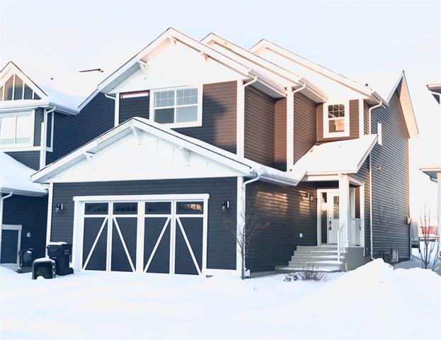 345 Simpkins Wynd, Leduc, AB T9E 1B8 (#E4143659) :: The Foundry Real Estate Company