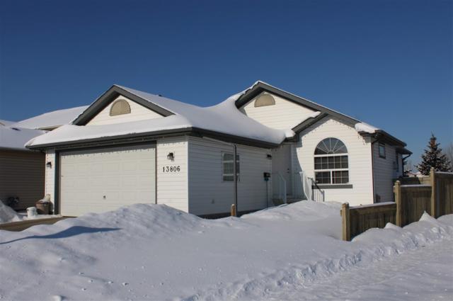 13806 128A Avenue, Edmonton, AB T5L 5E1 (#E4143947) :: The Foundry Real Estate Company
