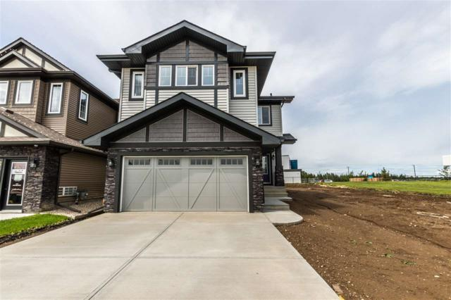 13 Copperhaven Drive, Spruce Grove, AB T7X 0Y6 (#E4143964) :: David St. Jean Real Estate Group