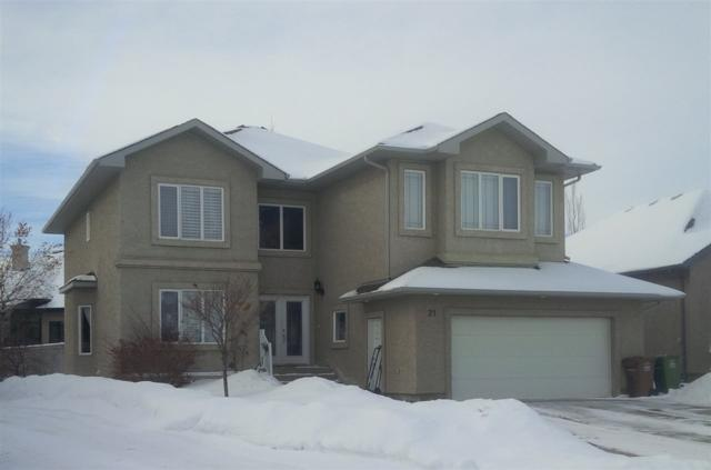 21 Kingsmoor Close, St. Albert, AB T8N 0X2 (#E4144542) :: The Foundry Real Estate Company