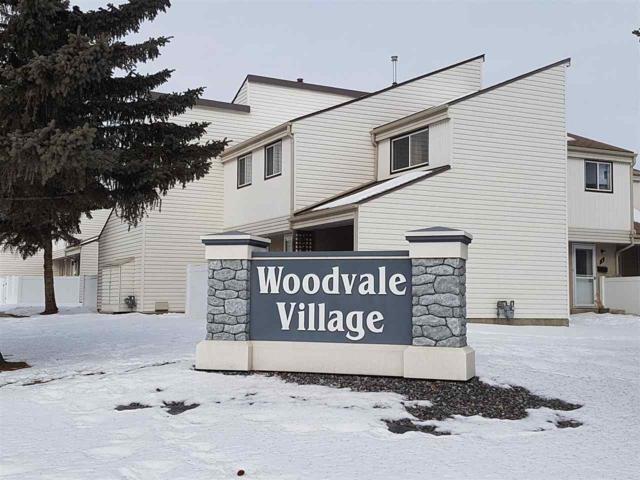 6 Woodvale Village, Edmonton, AB T6L 1W4 (#E4144877) :: The Foundry Real Estate Company
