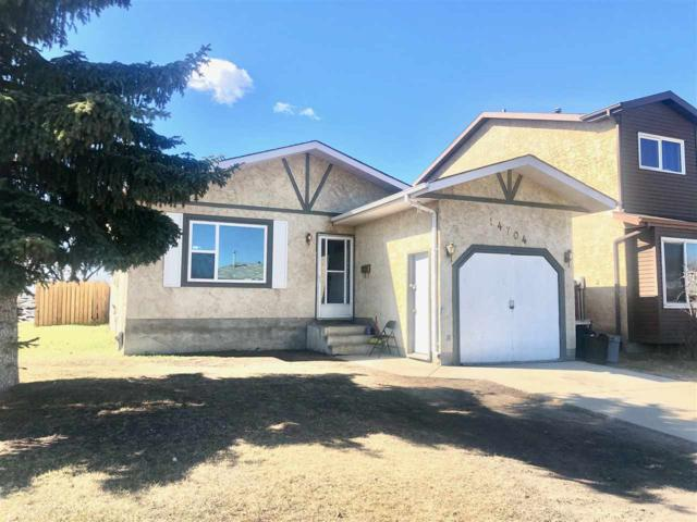 14704 33 Street, Edmonton, AB T5Y 2G2 (#E4145164) :: David St. Jean Real Estate Group