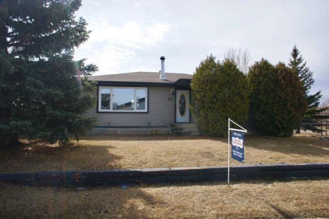 47 Duke Drive, Lamont, AB T0B 2R0 (#E4145672) :: The Foundry Real Estate Company