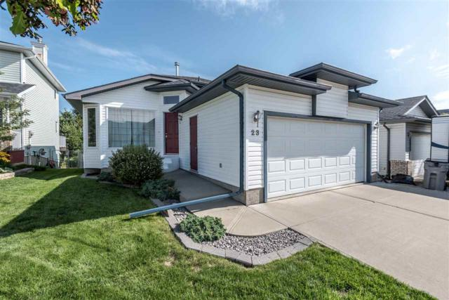 23 Belfry Fairway Crescent, Stony Plain, AB T7Z 2M8 (#E4146332) :: David St. Jean Real Estate Group