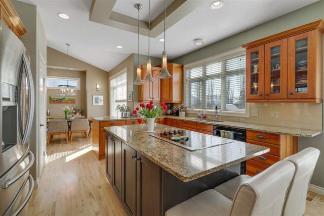 5 Creekside Close, Ardrossan, AB T8E 1J6 (#E4146335) :: The Foundry Real Estate Company
