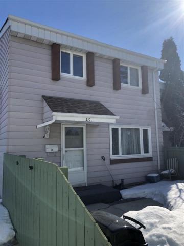 2C Callingwood Court, Edmonton, AB T5T 0H5 (#E4146626) :: The Foundry Real Estate Company