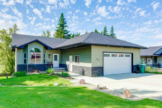 737 Lakeside Drive, Rural Parkland County, AB T7Z 2V7 (#E4146647) :: Mozaic Realty Group