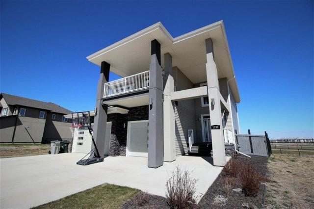 1198 Genesis Lake Boulevard, Stony Plain, AB T7Z 0G3 (#E4146931) :: David St. Jean Real Estate Group