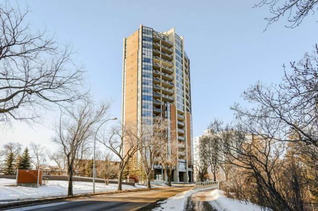 401 10035 Saskatchewan Drive, Edmonton, AB T6E 4R4 (#E4147730) :: The Foundry Real Estate Company