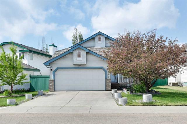 354 Blackburn Drive E, Edmonton, AB T6W 1B8 (#E4148120) :: Mozaic Realty Group