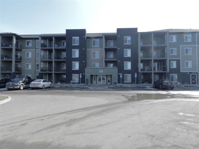 #308 25 Element Drive N, St. Albert, AB T8N 7S1 (#E4148416) :: The Foundry Real Estate Company