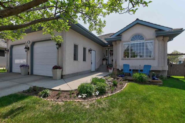 103 Fairway Drive, Stony Plain, AB T7Z 1M3 (#E4148719) :: David St. Jean Real Estate Group