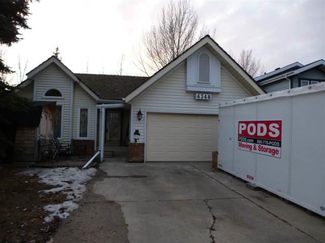 4348 33 Street, Edmonton, AB T6T 1B7 (#E4149566) :: The Foundry Real Estate Company