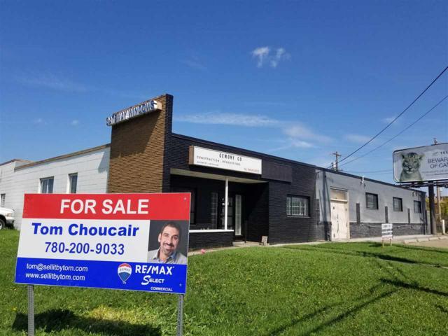 8830 Yellowhead Tr Nw NW, Edmonton, AB T5B 1G1 (#E4149658) :: David St. Jean Real Estate Group