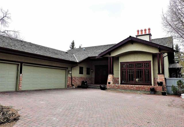 83 Westbrook Drive, Edmonton, AB T6J 2C8 (#E4150489) :: David St. Jean Real Estate Group