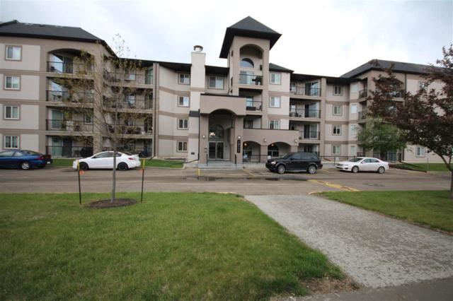 331 13111 140 Avenue, Edmonton, AB T6V 0B1 (#E4150917) :: David St. Jean Real Estate Group