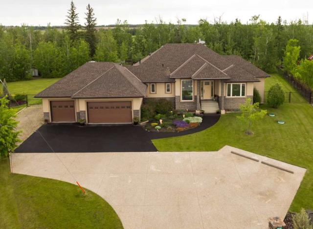 78 53305 RGE RD 273, Rural Parkland County, AB T7X 3N3 (#E4150935) :: Mozaic Realty Group