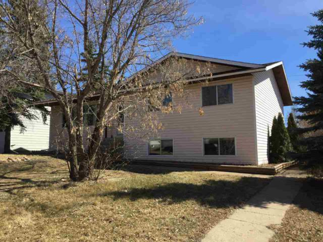 4807 47 Street, Hardisty, AB T0B 1V0 (#E4150963) :: David St. Jean Real Estate Group