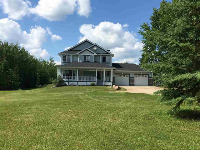 330-50448 Rr 221, Rural Leduc County, AB T0B 3M2 (#E4150999) :: David St. Jean Real Estate Group