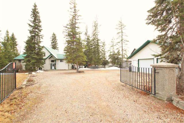 811 Oldtimer's Drive Skeleton Lake, Rural Athabasca County, AB T0A 0M0 (#E4151623) :: The Foundry Real Estate Company