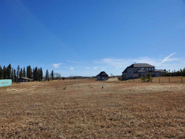 12 26510- Twp Rd 511, Rural Parkland County, AB T7Y 2N0 (#E4151743) :: The Foundry Real Estate Company