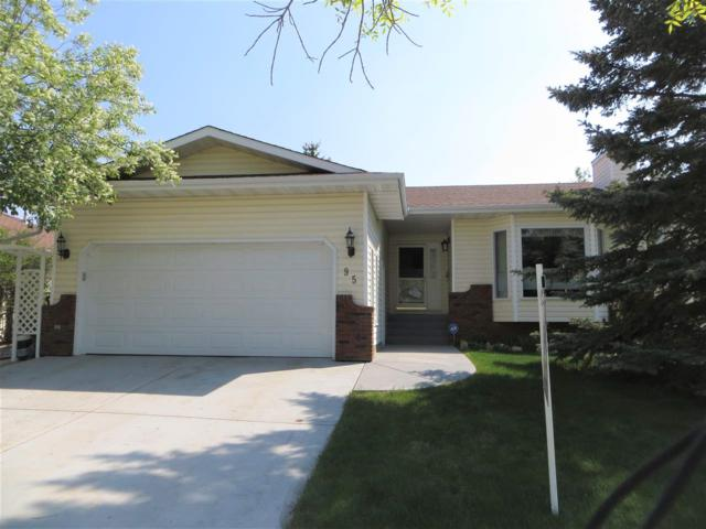 95 Meadowview Drive, Leduc, AB T9E 6N5 (#E4153283) :: David St. Jean Real Estate Group