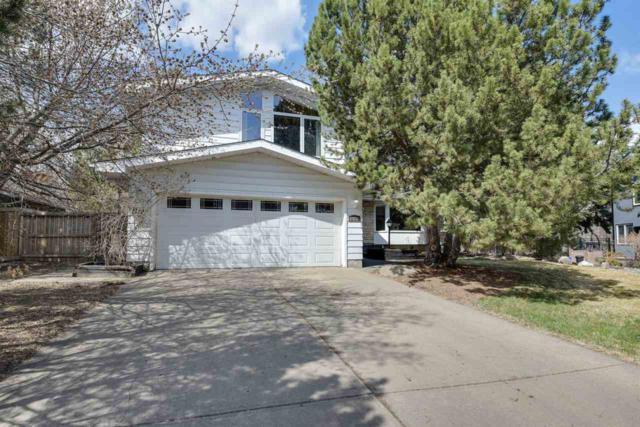 8128 133 Street, Edmonton, AB T5R 0B1 (#E4153818) :: Mozaic Realty Group