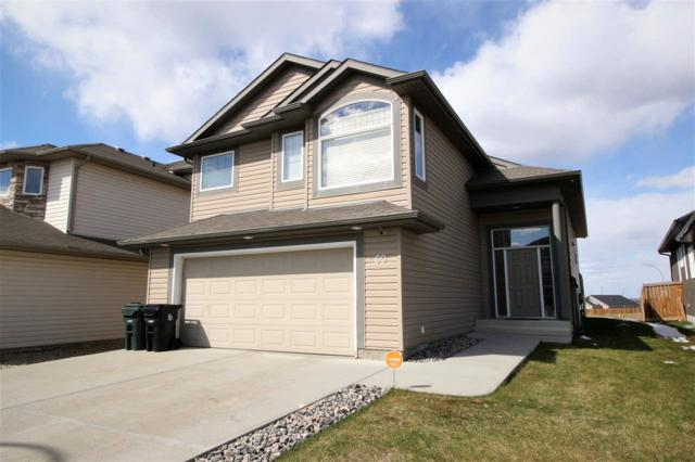 60 Haney Court, Spruce Grove, AB T7X 0B3 (#E4154122) :: The Foundry Real Estate Company