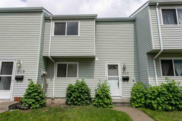 240 Dickinsfield Court, Edmonton, AB T5E 5V8 (#E4154185) :: David St. Jean Real Estate Group