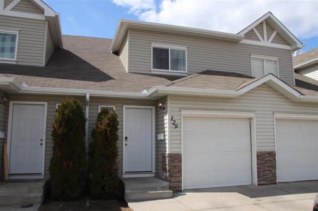 129 150 Edwards Drive, Edmonton, AB T6X 1M4 (#E4154932) :: The Foundry Real Estate Company