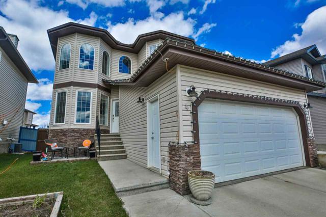 4 Mclean Bend, Leduc, AB T9E 0P2 (#E4155004) :: David St. Jean Real Estate Group