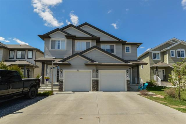 50 South Creek Wynd, Stony Plain, AB T7Z 0E1 (#E4155183) :: Mozaic Realty Group