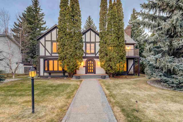 5824 141 Street NW, Edmonton, AB T6H 4A4 (#E4155257) :: Mozaic Realty Group