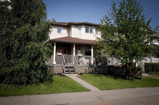 146 Brookview Way, Stony Plain, AB T7Z 2X7 (#E4155295) :: David St. Jean Real Estate Group