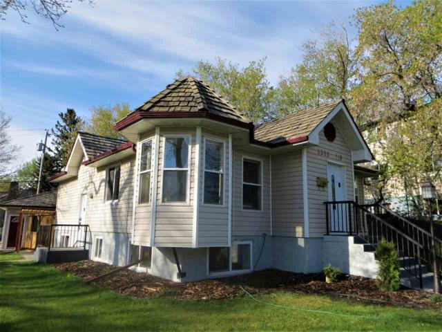 6303 118 Avenue, Edmonton, AB T5W 1G2 (#E4156216) :: David St. Jean Real Estate Group