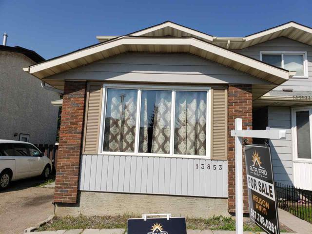 13853 114 Street, Edmonton, AB T5X 4A1 (#E4156257) :: Mozaic Realty Group