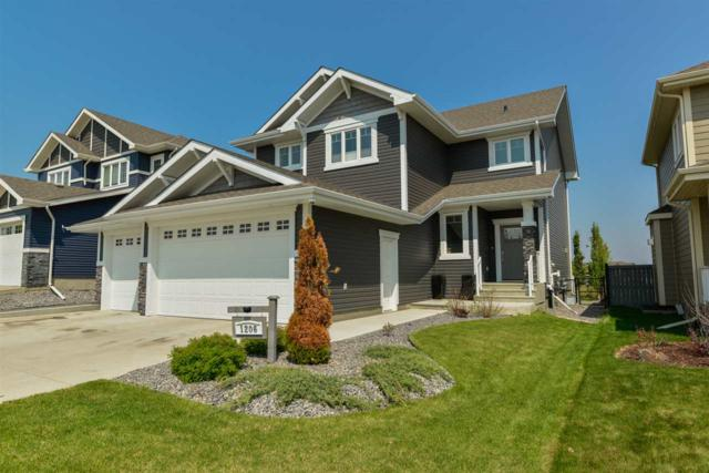 1206 Genesis Lake Boulevard, Stony Plain, AB T7Z 0G3 (#E4156526) :: David St. Jean Real Estate Group