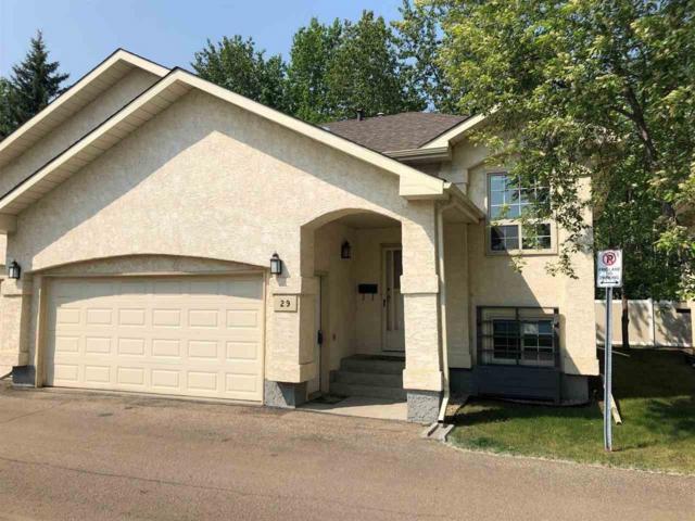 29 4630 17 Avenue, Edmonton, AB T6L 6H3 (#E4156538) :: Mozaic Realty Group