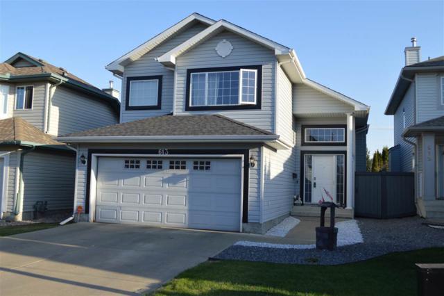 613 Beck Close, Edmonton, AB T6W 1E6 (#E4156543) :: Mozaic Realty Group
