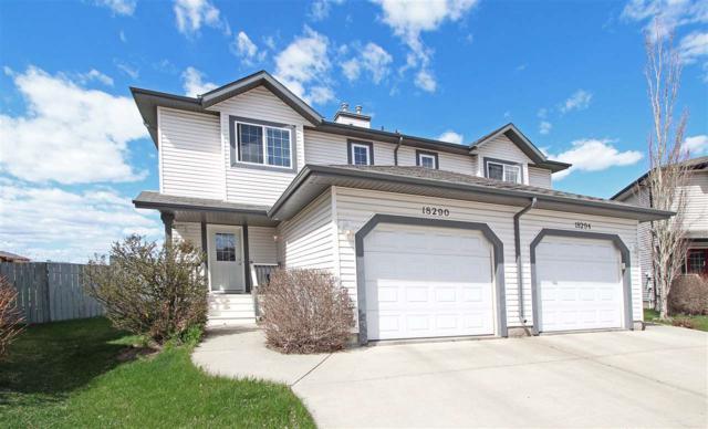 18290 104A Street, Edmonton, AB T5X 6H3 (#E4156618) :: The Foundry Real Estate Company