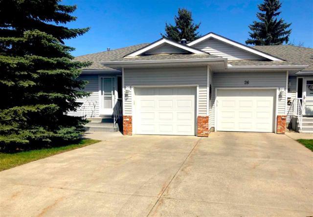 25 1650 42 Street, Edmonton, AB T6L 5P4 (#E4156748) :: Mozaic Realty Group