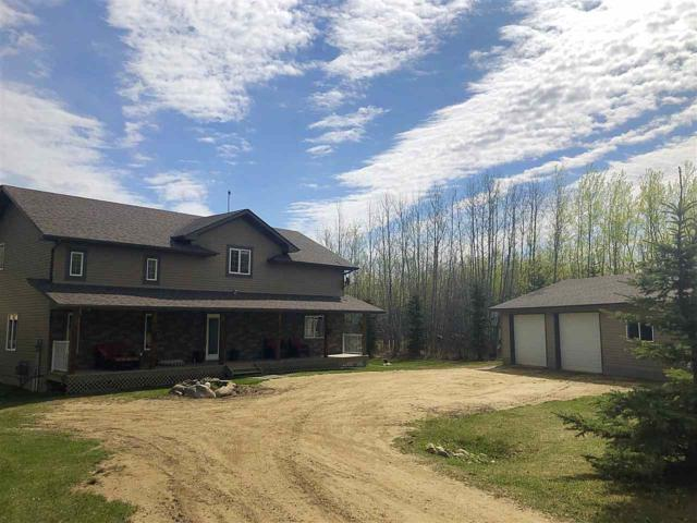 144 462054 RGE RD 11, Rural Wetaskiwin County, AB T0C 2V0 (#E4157142) :: Mozaic Realty Group