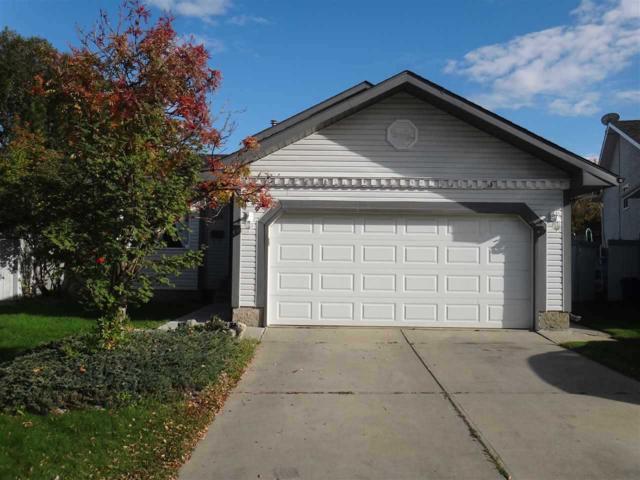 1181 Potter Greens Drive, Edmonton, AB T5T 5Y6 (#E4157419) :: David St. Jean Real Estate Group