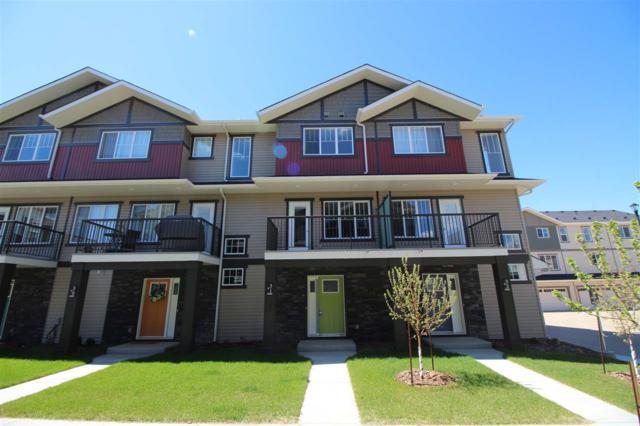 31 12815 Cumberland Road, Edmonton, AB T6V 0M2 (#E4157630) :: David St. Jean Real Estate Group